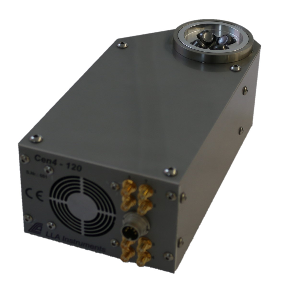 LLA_Cen4 - 4-element X-ray fluorescence detector